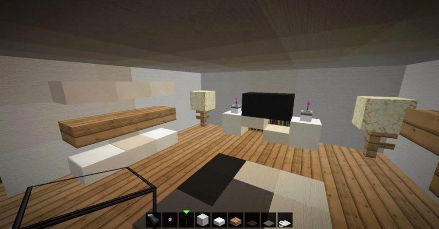 Minecraft Meuble Moderne Beau Stock Cuisine Moderne Minecraft Meilleur De Idee Deco Pour Un Salon