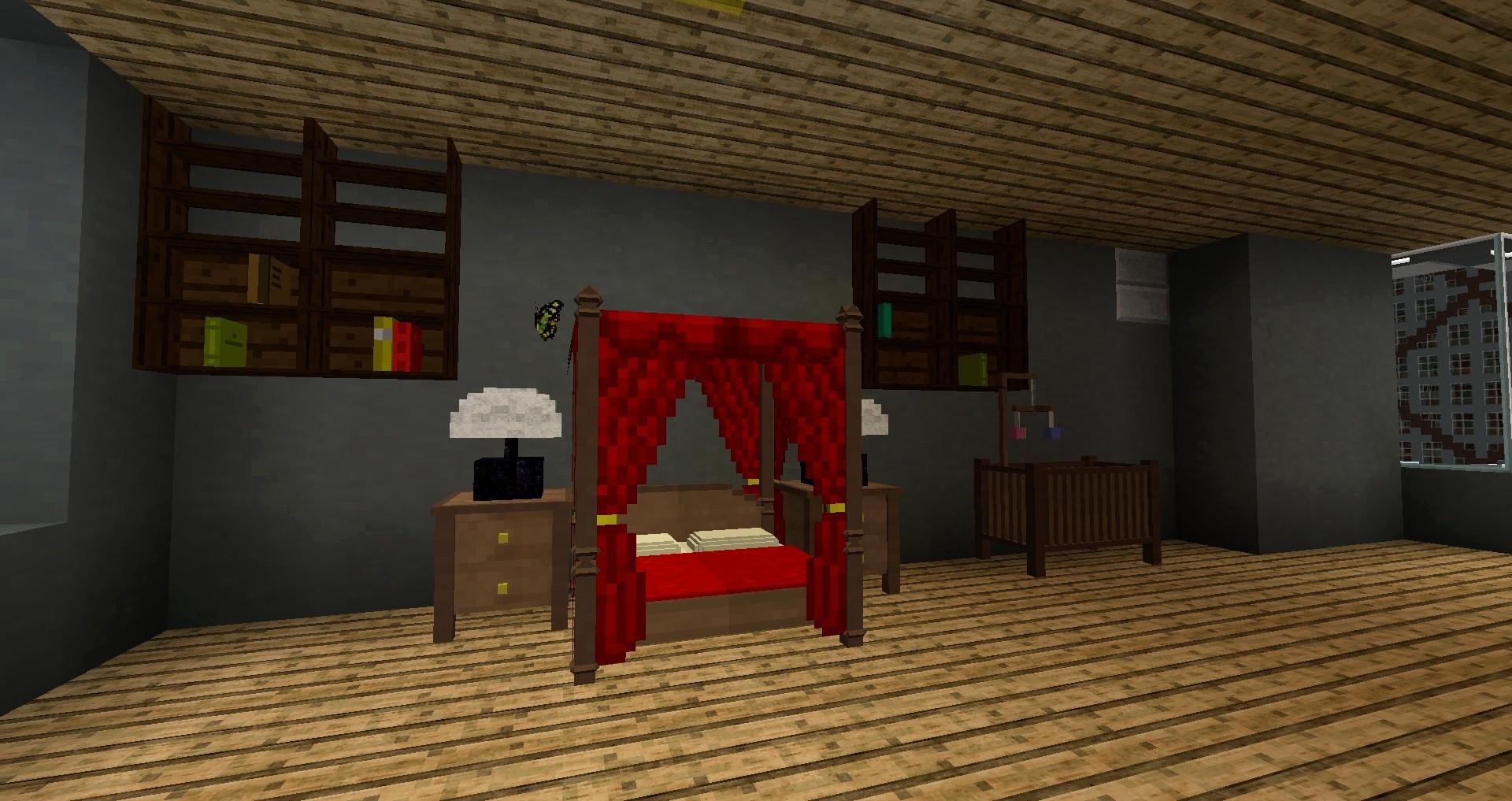Minecraft Meuble Moderne Élégant Photographie Faire Une Chambre Dans Un Salon Beautiful Ment Faire Une Chambre