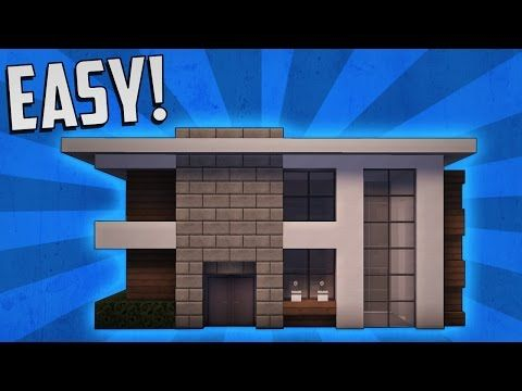 Minecraft Meuble Moderne Inspirant Photographie Download Video Minecraft How to Build A Small Modern House