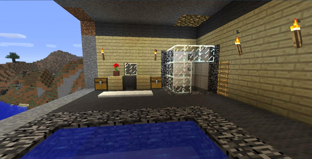 Minecraft Salle De Bain Élégant Photographie Les 27 Nouveau Salle De Bain Moderne Minecraft S
