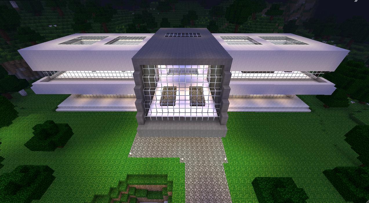 Minecraft Salle De Bain Impressionnant Photos Maison Moderne Avec Piscine Minecraft élégant tonnant Salle De Bain