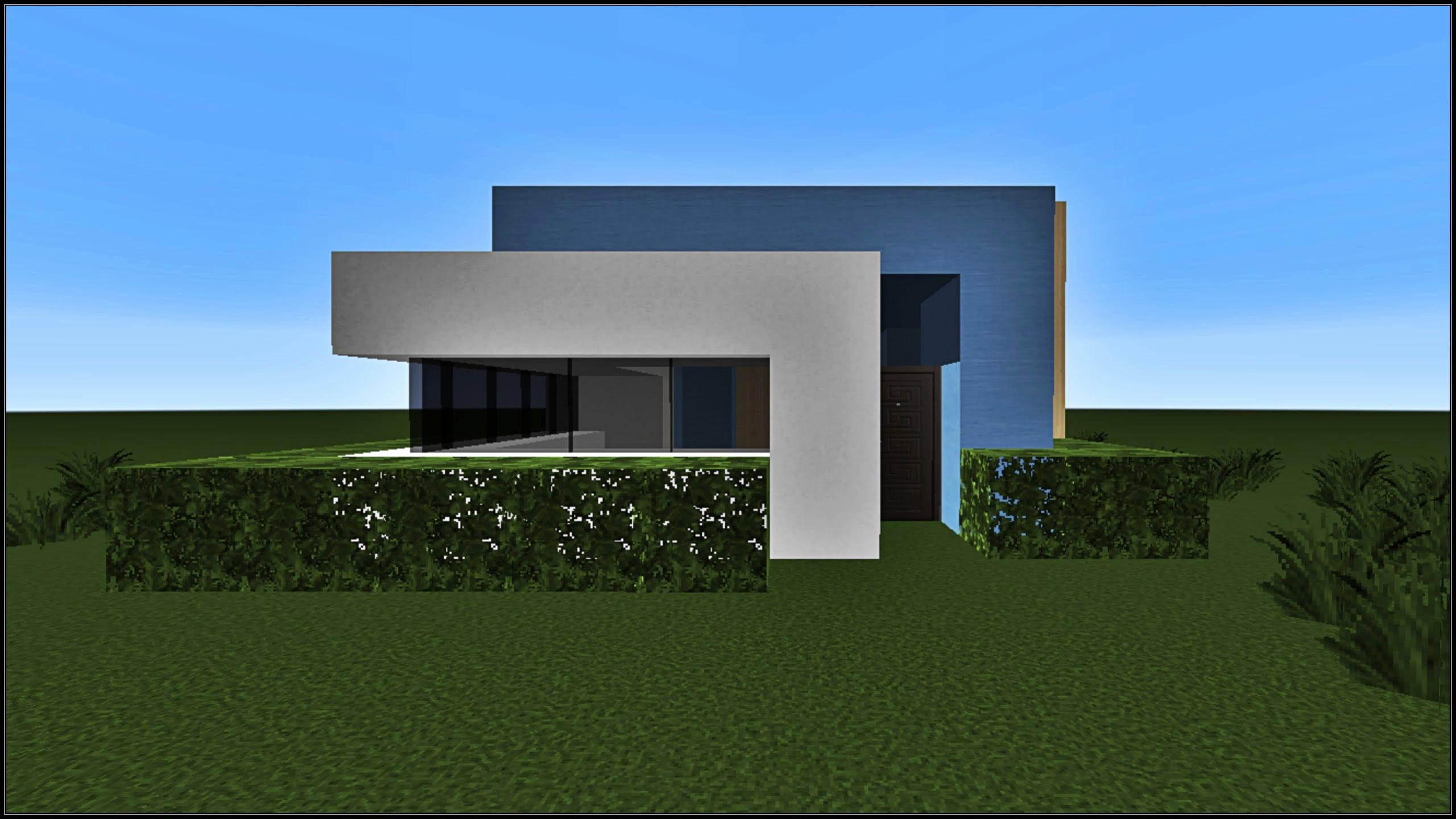 Minecraft Salle De Bain Unique Photos Maison Moderne Avec Piscine Minecraft élégant tonnant Salle De Bain