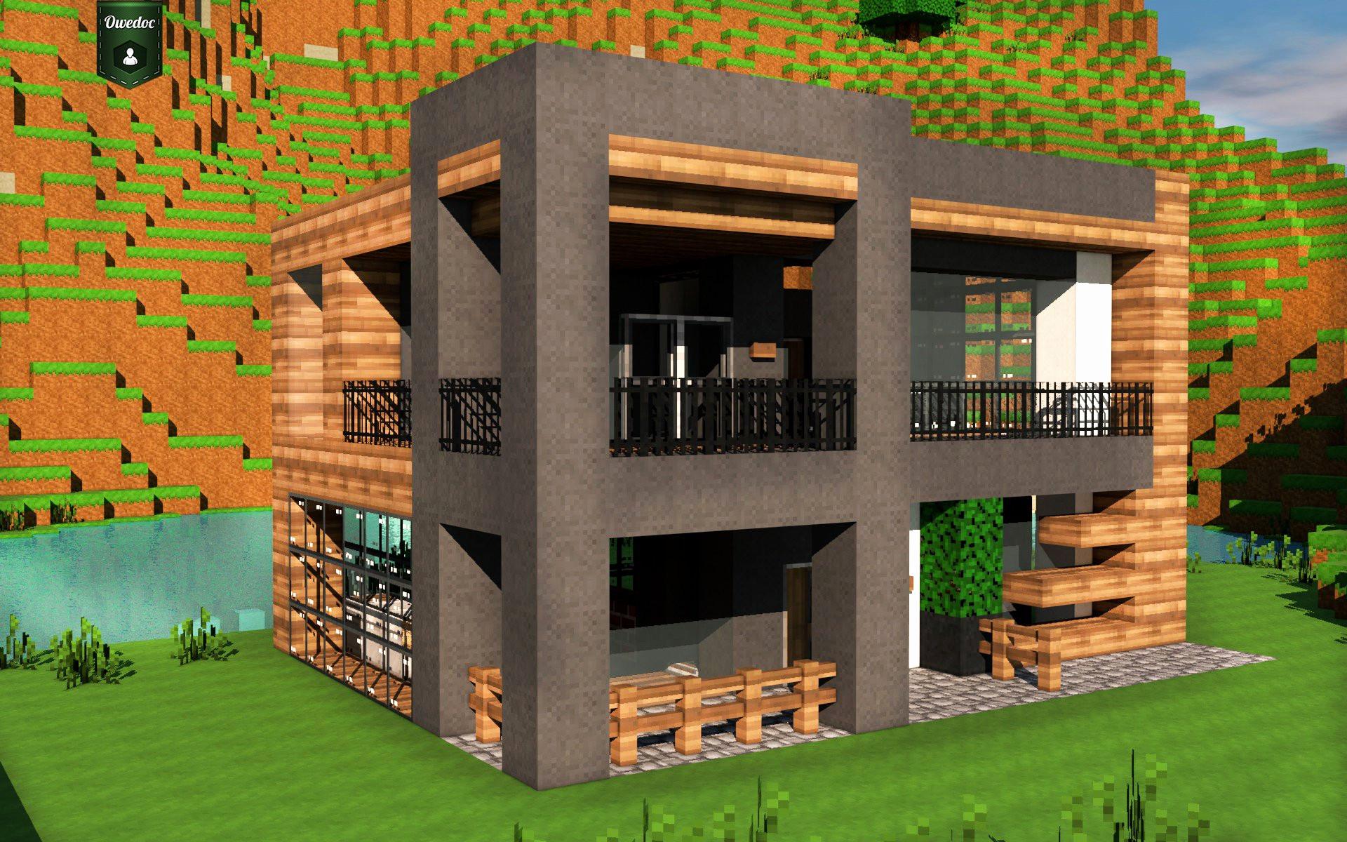 Minecraft Salle De Bain Unique Stock Plan Maison Moderne Minecraft Unique Ment Faire Une Belle Chambre