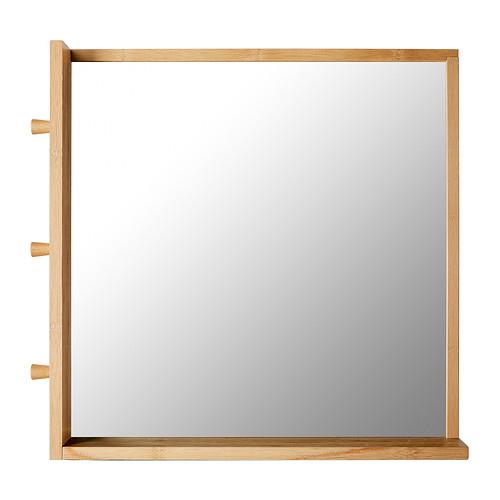 Miroir De Salle De Bain Ikea Meilleur De Photos R…grund Ogledalo Bambus