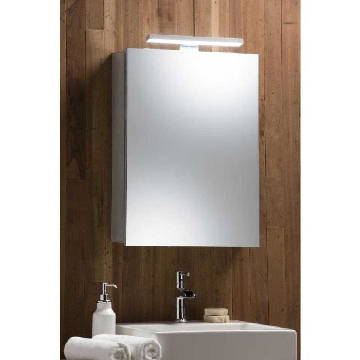 Miroir Salle De Bain Lumineux Leroy Merlin Beau Stock Meuble De toilette 30 Armoire Pour Salle Bain Avec Miroir