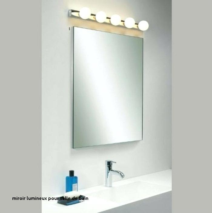 Miroir Salle De Bain Lumineux Leroy Merlin Élégant Photos 27 Miroir Lumineux Pour Salle De Bain