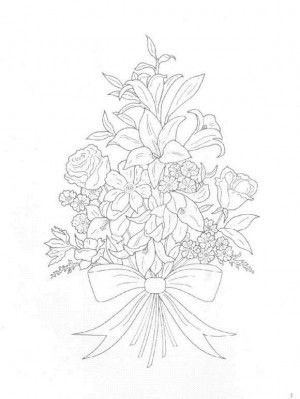 Modele De Quilling A Imprimer Gratuit Beau Photographie Flowers Coloring Page 34 Free Flowers Coloring Book