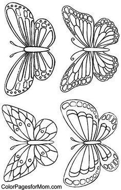 Modele Quilling A Imprimer Inspirant Photos Kinder Schmetterling Flügel Rock Painting Pinterest