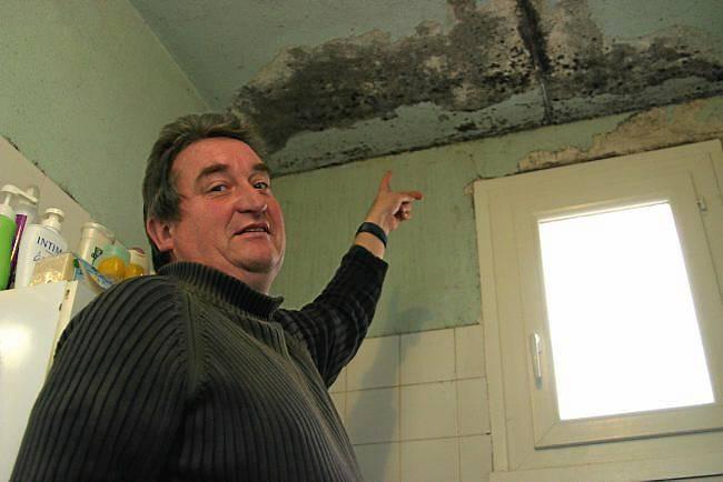Moisissures Plafond Salle De Bain Beau Photos Plafond Humide Cheap Plafond Salle De Bain Humide Belle Moisissure