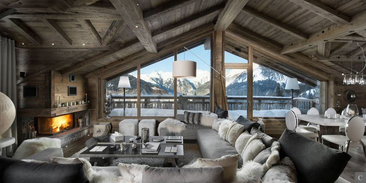 Mon Chalet Design Élégant Images 156 Best Chalet Contemporain Images On Pinterest
