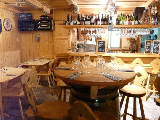 Mon Chalet Design Nouveau Collection La Table Des Chalets Valmeinier Restaurant Avis & S