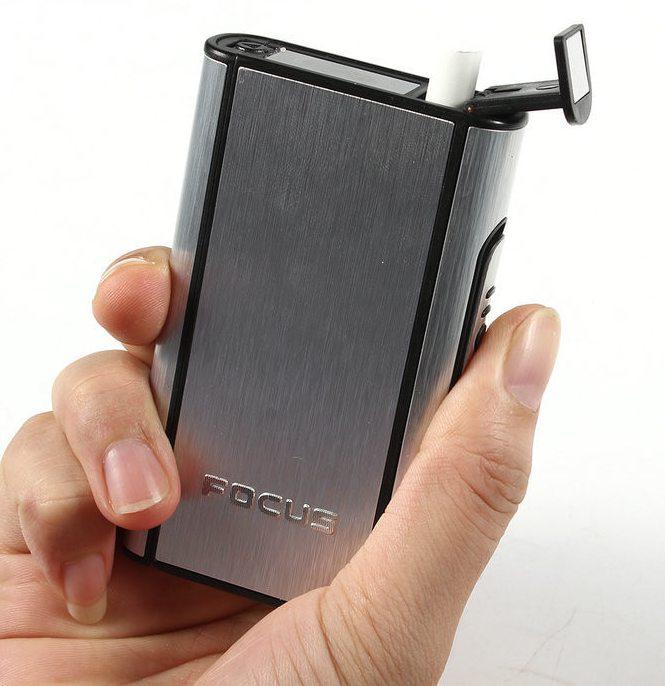 Nettoyer Canapé En Daim Beau Stock ᐂnouvelle Arrivée En Aluminium étui  Cigarettes De Poche