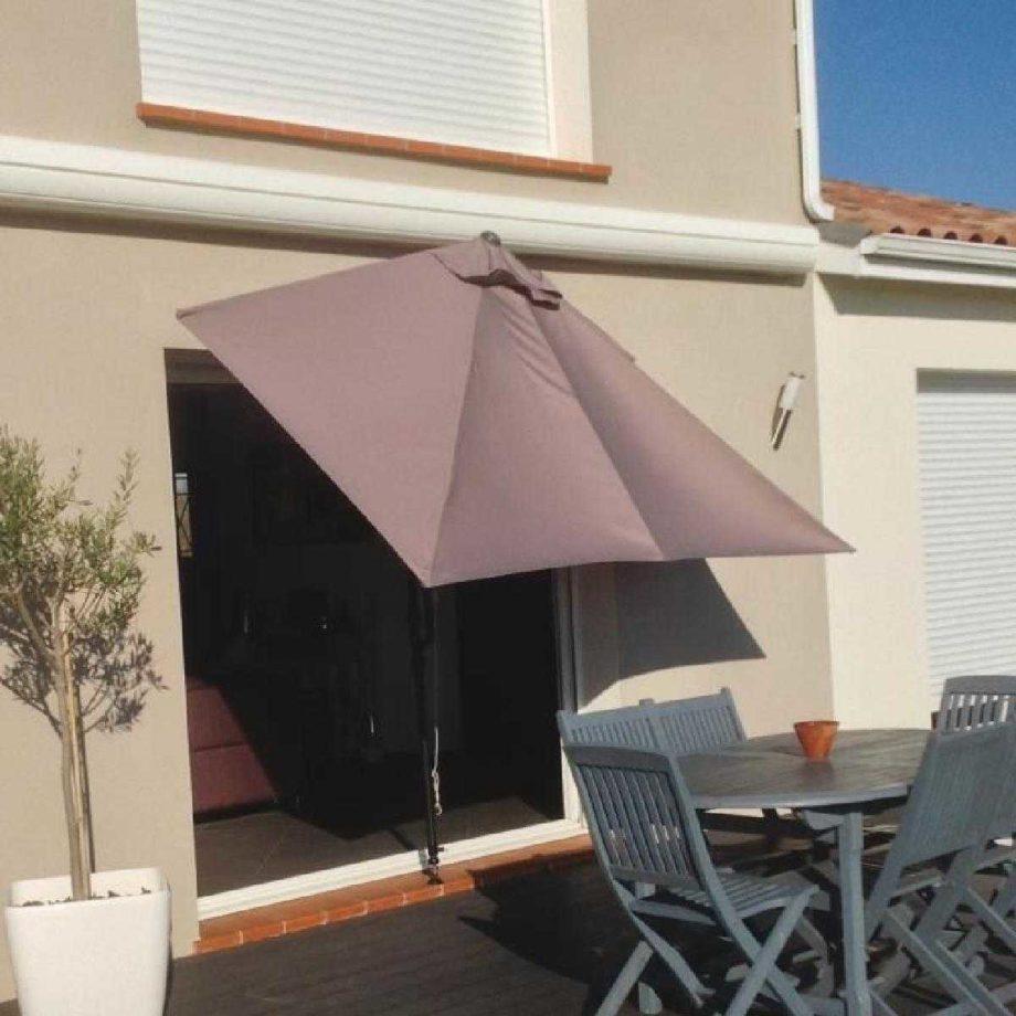 Parasol Rectangulaire Inclinable Castorama Meilleur De Image Parasol Dport Castorama Fabulous Free Horizon Brand New M