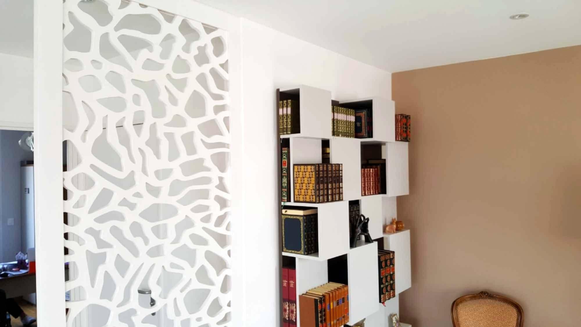 Paravent Ikea Pas Cher Beau Photos Panneau De Séparation Jardin De Impressionnant Claustra Interieur