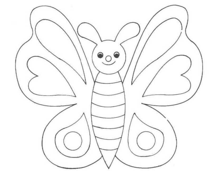 Peppa Pig Coloriage à Imprimer Beau Photos Dessins Gratuits  Colorier Coloriage Papillon Maternelle  Imprimer