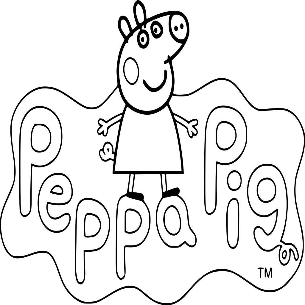 Peppa Pig Coloriage à Imprimer Frais Galerie Frais Coloriage A Imprimer Peppa Pig