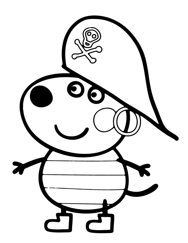 Peppa Pig Coloriage à Imprimer Frais Image Génial Coloriage De Peppa Pig En Ligne Gratuit
