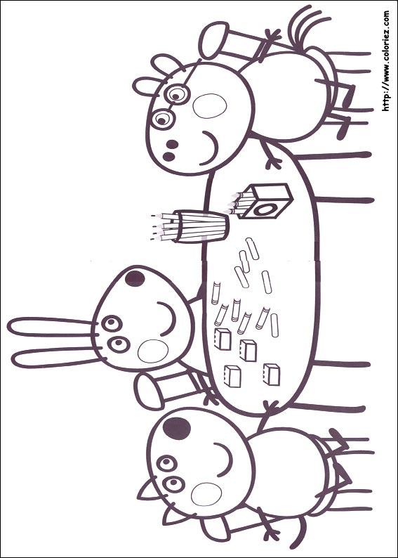 Peppa Pig Coloriage à Imprimer Impressionnant Galerie Coloriage Noel Peppa Pig Meilleures Idées Coloriage Pour Les Enfants