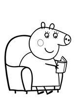 Peppa Pig Coloriage à Imprimer Impressionnant Image Dessin Peppa Pig 29 Coloring Pages Peppa Pig Pinterest