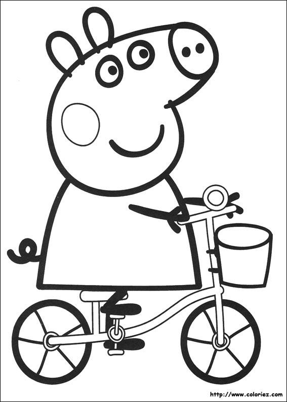 Peppa Pig Coloriage à Imprimer Unique Galerie Coloriage ƒ Dessiner De Peppa Pig En Ligne