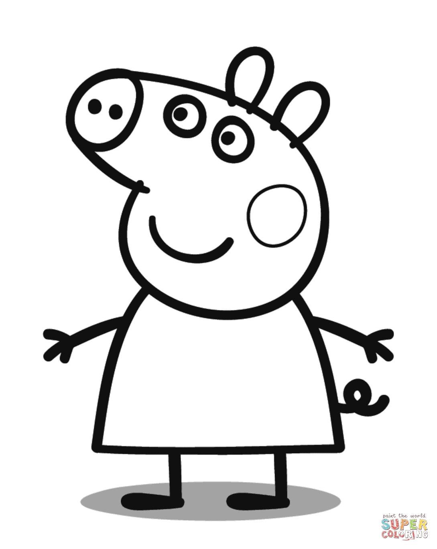 Peppa Pig Imprimer Beau Photos Plet Imprimer Peppa Pig Ah98 – Humatraffin
