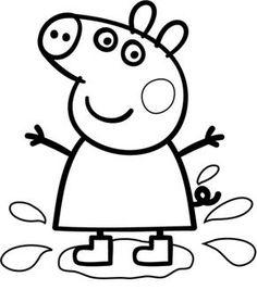 Peppa Pig Imprimer Élégant Photographie Coloriage Peppa Pig  Colorier Dessin  Imprimer