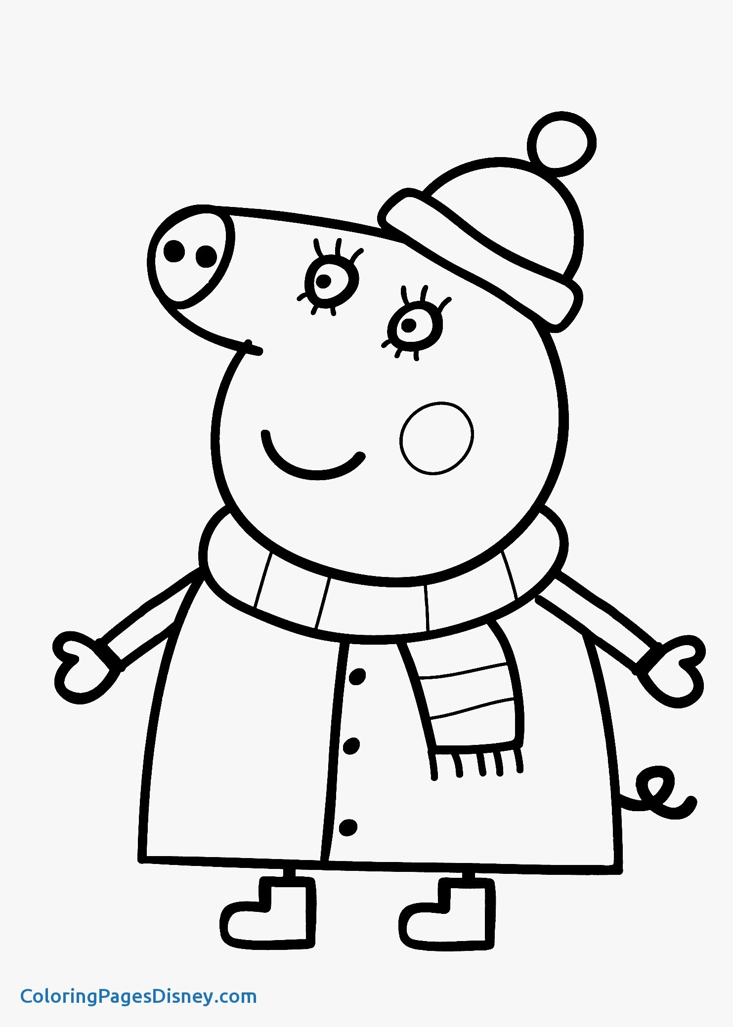 Peppa Pig Imprimer Luxe Photos Coloriage Cars