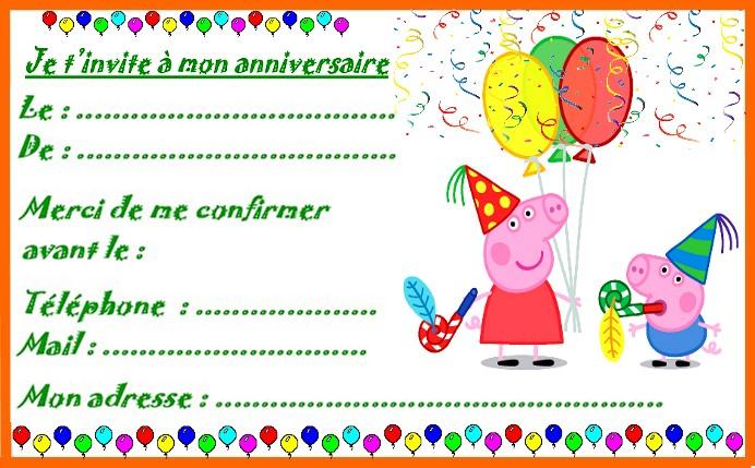 Peppa Pig Imprimer Meilleur De Images Mes Petites Cartes