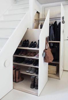 Petite Chambre De Pousse Pour Particulier Unique Photos 35 Brilliant Under Stairs Storage Ideas