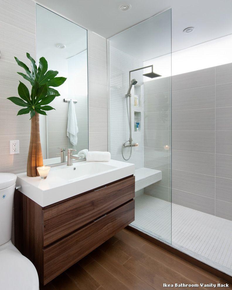 Petite Salle De Bain Ikea Nouveau Photographie Ikea Bathroom Vanity Hack From Paul Kenning Stewart Design with