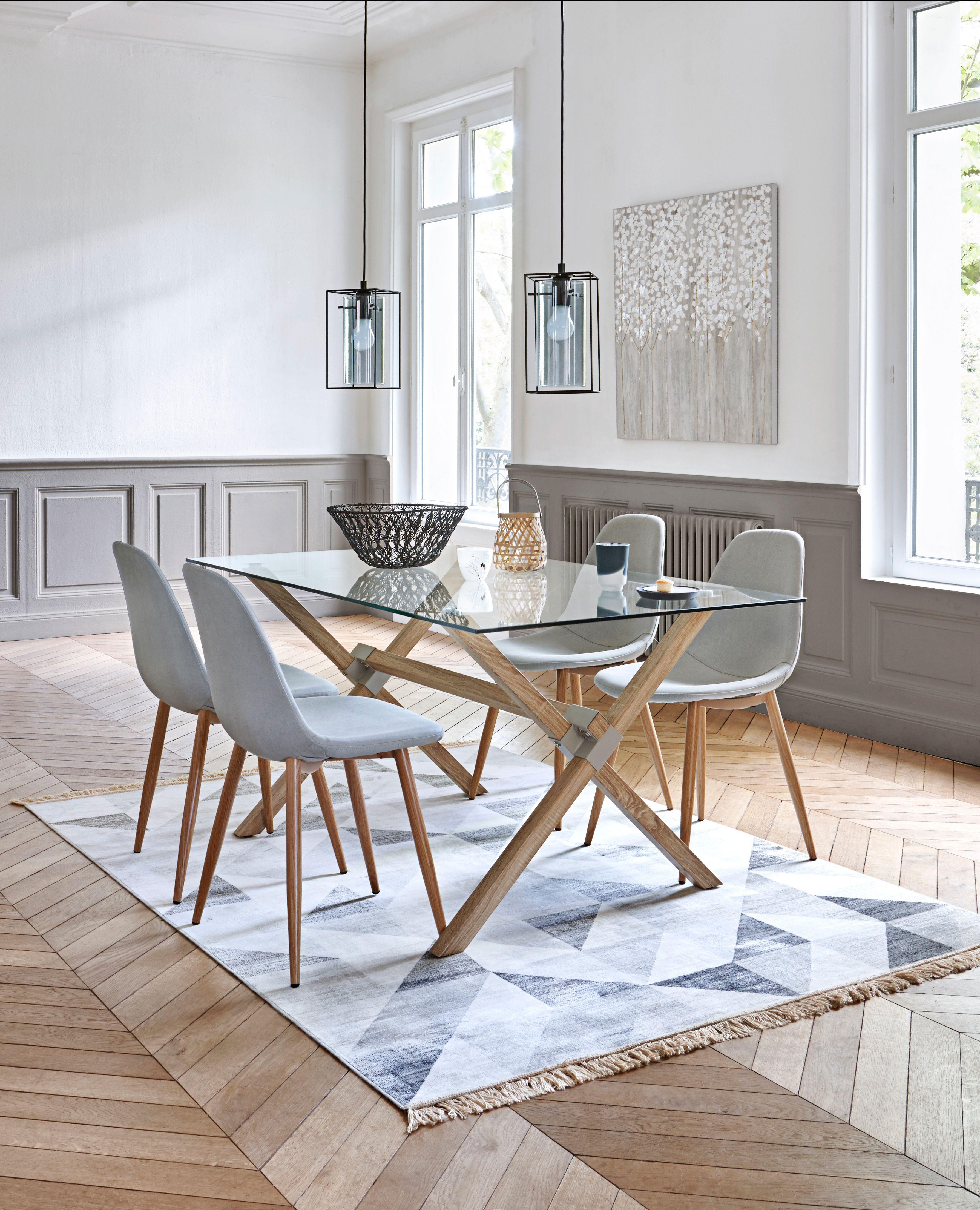 Petite Table but Inspirant Photos Table Rectangle Agneta Chªne sonoma Pinterest