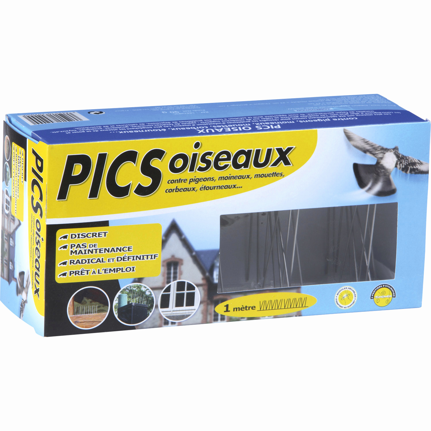 Pince Nappe Leroy Merlin Luxe Images Picots Anti Pigeons Leroy Merlin élégant Camera Factice Leroy Merlin