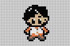 Pixel Art A Manger Unique Images Tmnt Shredder