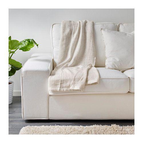 Plaid Blanc Ikea Beau Photos Gurli Plaid Ikea Pour Décorer Cacher Le Canapé Usé