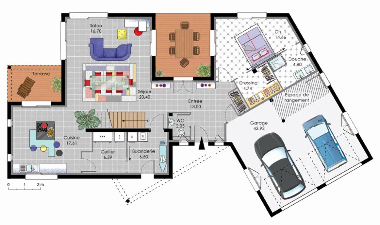 Plan Chambre Avec Dressing Frais Photos Plan De Dressing Chambre Plan Suite Parentale 12m2 Chambre Parentale