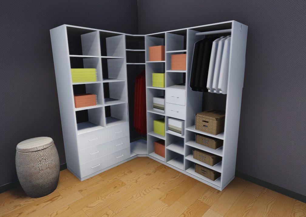 Plan Chambre Avec Dressing Luxe Image Plan De Dressing En L Idée Maison Pinterest