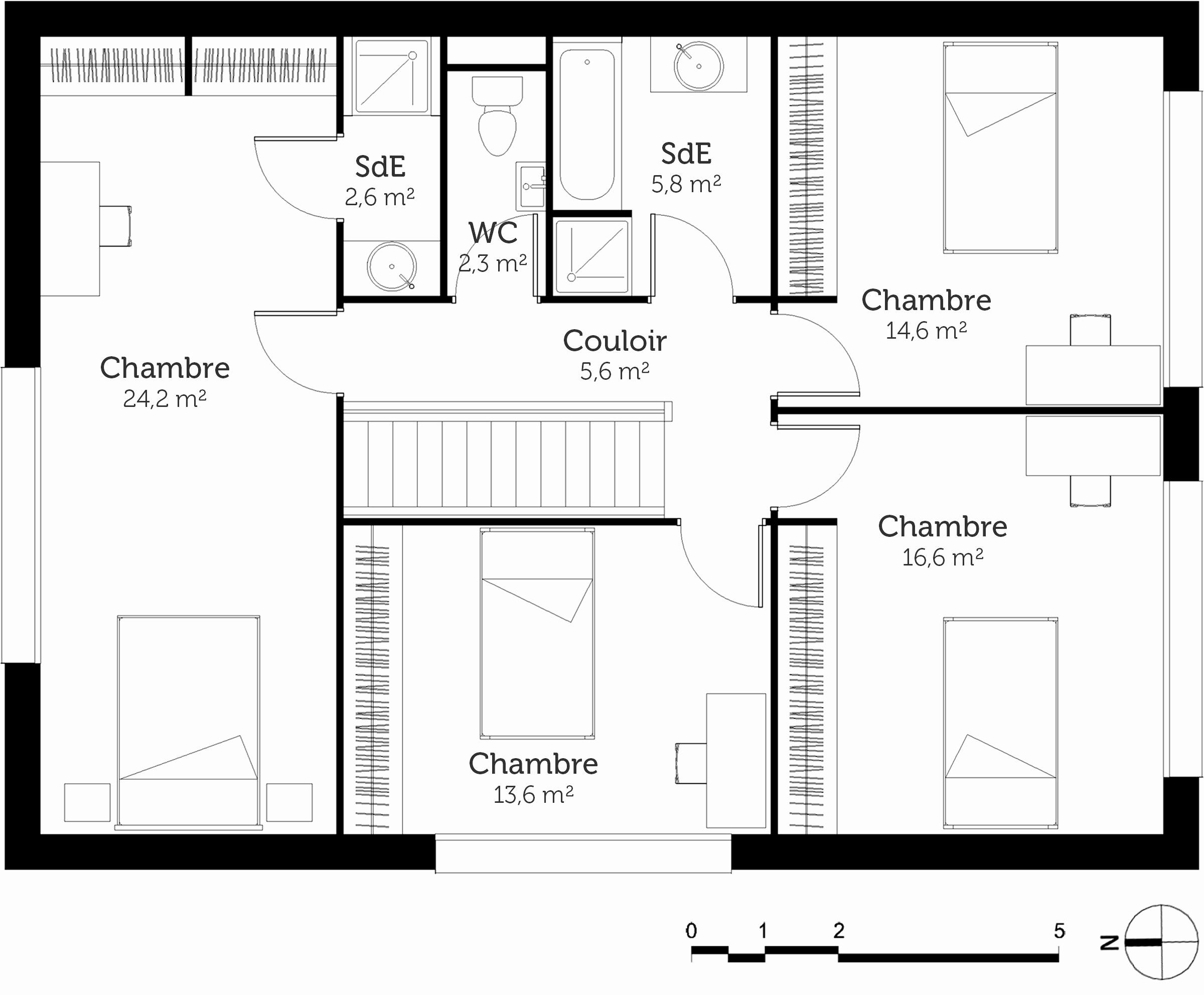 Plan Chambre Avec Dressing Unique Images Chambre Avec Dressing Plan Plan Chambre Salle De Bain Plan Salle De