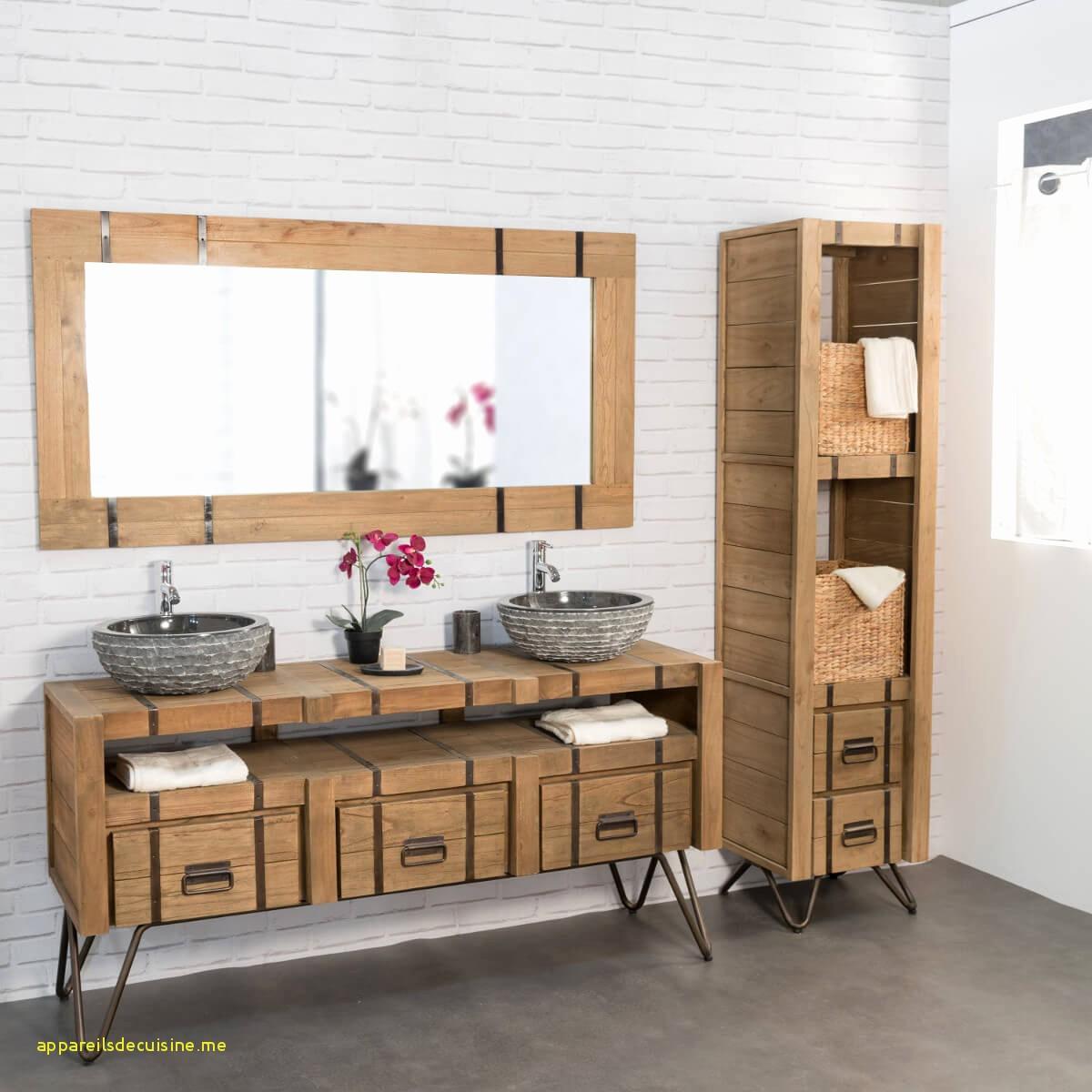 Plan De Travail Salle De Bain Ikea Beau Galerie Unique Meuble Salle De Bain Teck Ikea Artilysis