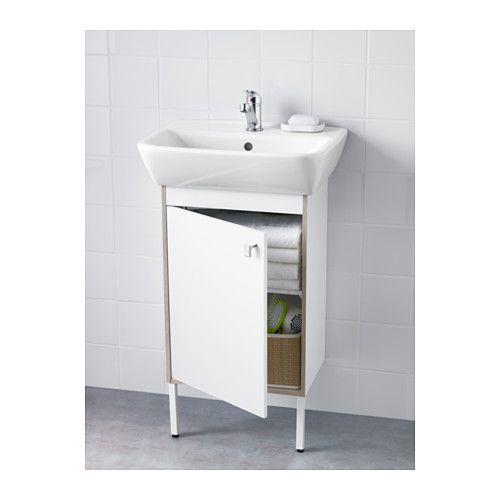 Plan De Travail Salle De Bain Ikea Luxe Image Tyngen élément Lavabo  1 Porte Ikea Bathroom