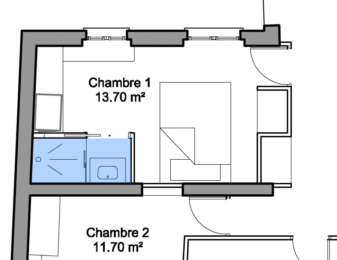 Plan Salle De Bain 5m2 Impressionnant Image Amnager Une Salle De Bain De 5m2 Idees De Dcoration