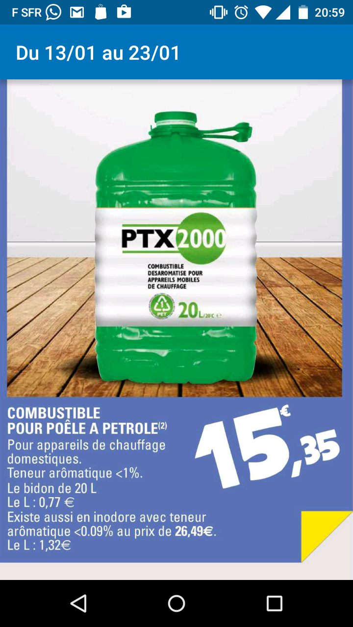 Poele A Petrole Leclerc Unique Image Prix Dune Bouteille De Gaz Auchan Cheap La Responsable Du Rayon