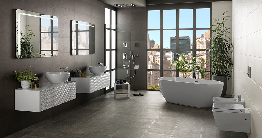 Porcelanosa Carrelage Salle De Bain Beau Photos Accent Spaces