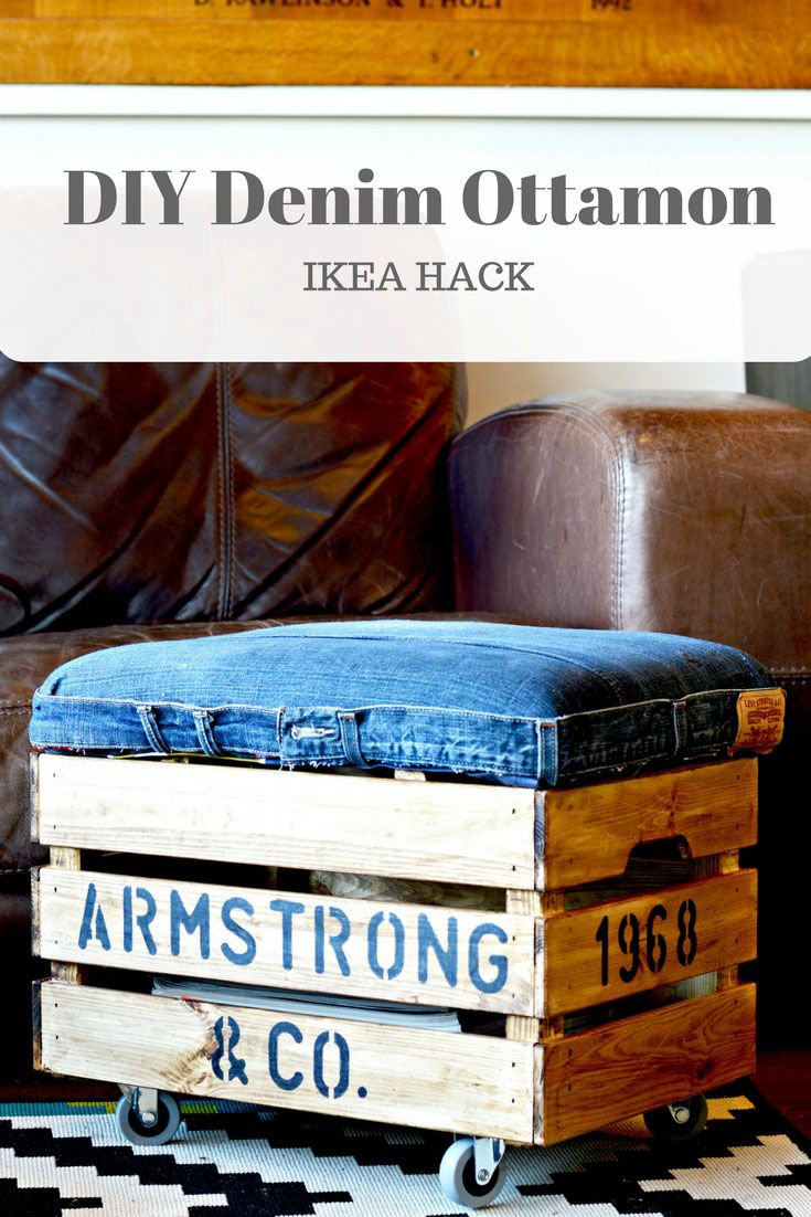 Porte Western Ikea Inspirant Collection How to Reuse Old Jeans 9 Creative Diys Ideas