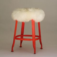 Pouf Repose Pied Fly Luxe Stock Pouf touffu – Fly Tabouret Stool Pinterest