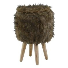 Pouf Repose Pied Fly Unique Image Pouf touffu – Fly Tabouret Stool Pinterest