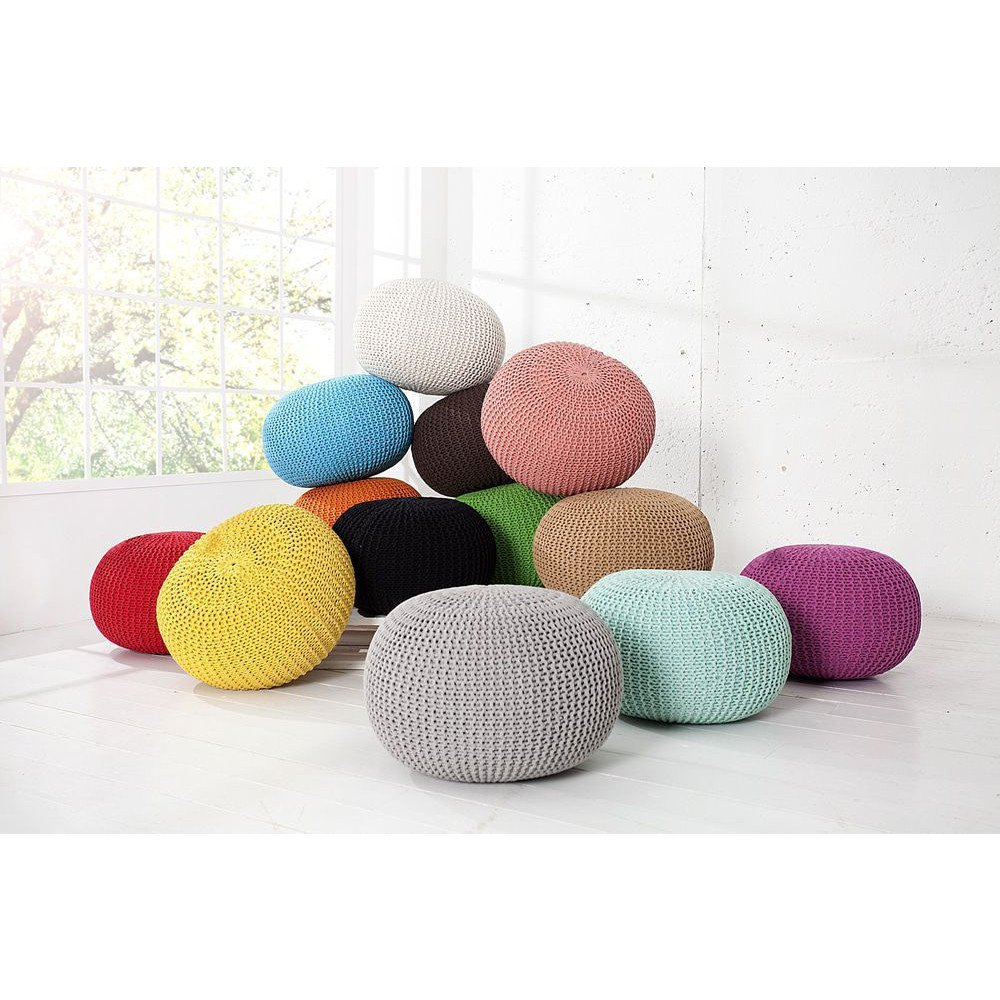 Pouf Tricot Leroy Merlin Beau Images Pouf Tricot Fashion Designs