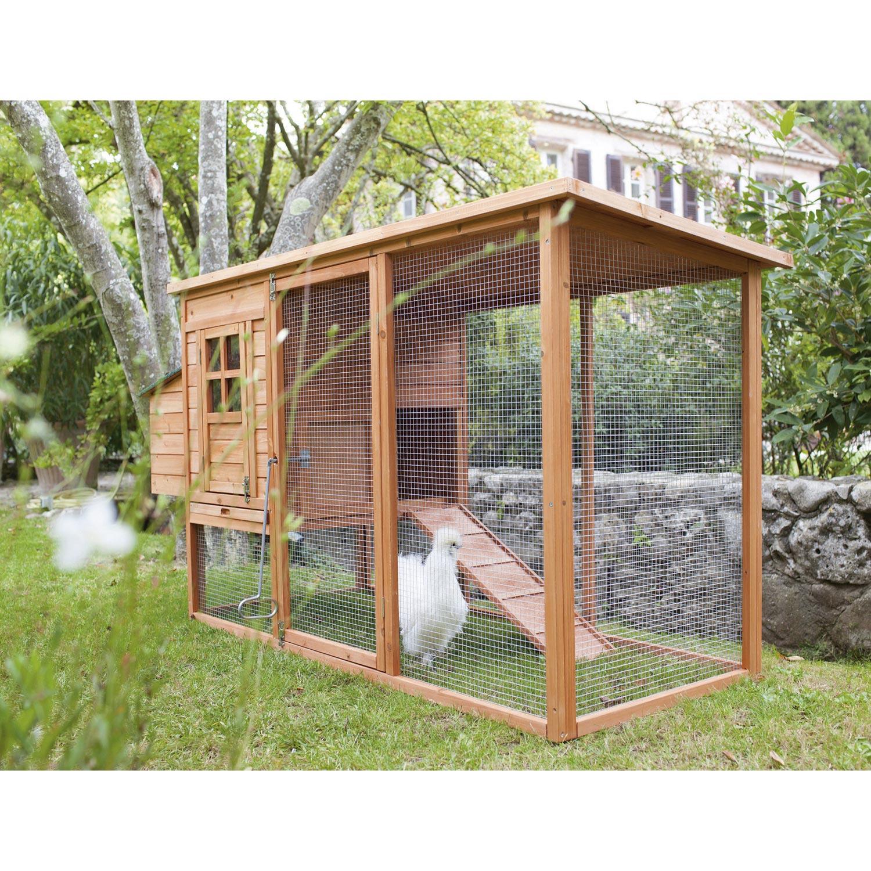 Poulailler Leroy Merlin Unique Collection Poulailler En Bois Fait Maison Idée Intéressante Pour La