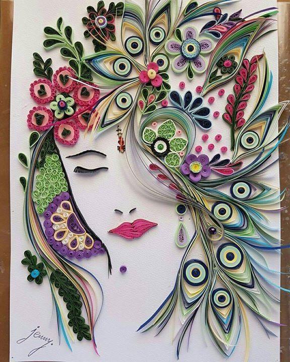 Quilling Modele Gratuit A Imprimer Beau Photos Les 164 Meilleures Images Du Tableau Quilling Sur Pinterest