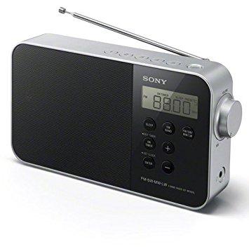 Radio Reveil Philips Darty Unique Stock sony Icf M780slb Radio Portable Digitale Fm Sw Mw Lw Noir sony