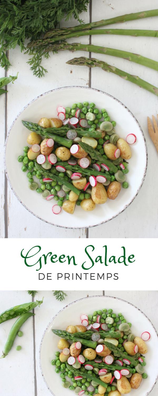 Recette Avec Des Feves Luxe Photos Recette Green Salade De Printemps Recette Pinterest